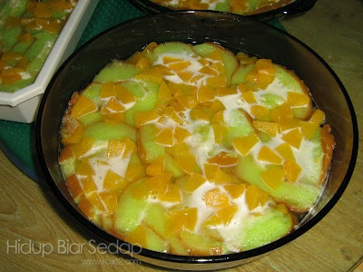 trifle peach