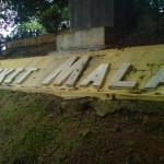 Ejaan betul Bukit Melawati adalah Bukit Malawati