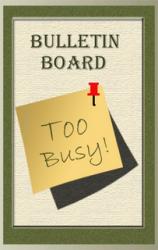 buletin board