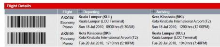 cara booking tiket airasia online