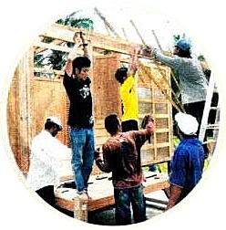 Bina Rumah Mengikut Sistem RTA