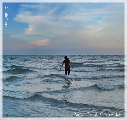 Cintamu Sehebat Laut Yang Luas Sesegar Ombak Yang Memutih