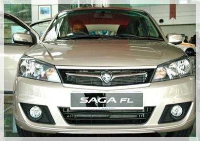 Bayar Deposit Proton Saga FL Hasil Iklan Innity