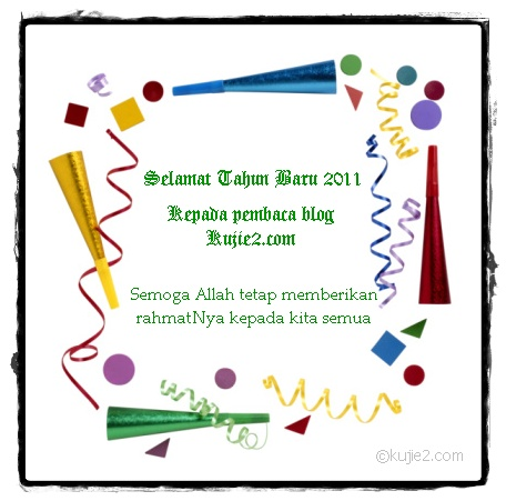 Selamat Tahun Baru 2011