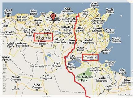 Algeria: Resah Hati Tak Tenang