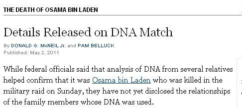 Osama bin Laden :  Bagaimana Ditemui, Dibunuh Dan Dikebumikan.