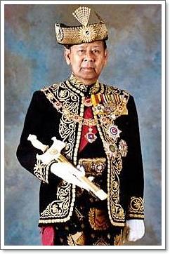 Sultanku Yang di-Pertuan Agong ke 14