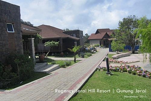 bercuti di regency jerai hill resort