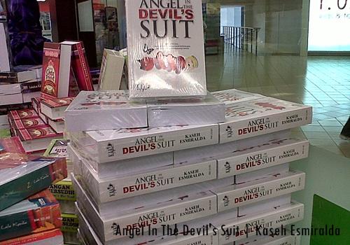 Angel In The Devil's Suit – Kaseh Esmiralda