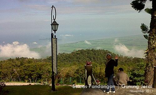 Percutian Di Regency Jerai Hill Resort, Gunung Jerai