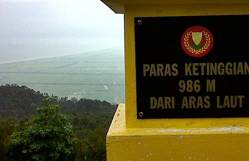 A Breath Of Fresh Air @ Gunung Jerai