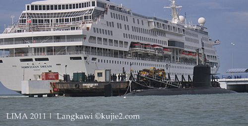 kapal selam lima 2011