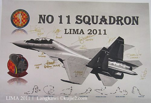pasukan  squadron 11