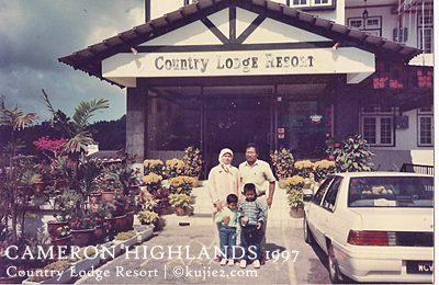 kenangan di cameron highlands