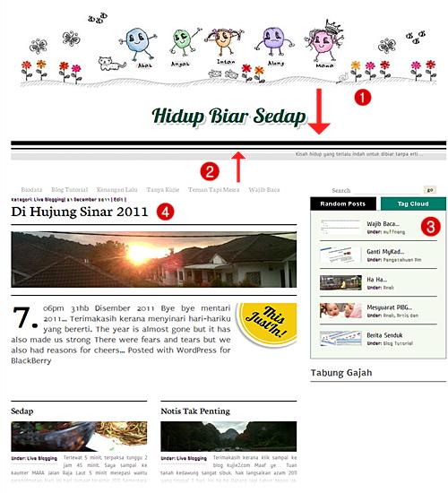 cara edit blog