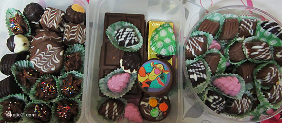 Kursus Asas Pembuatan Coklat