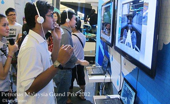 petronas malaysia grand prix Speed of Sound