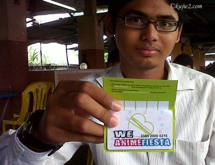 Anime Fiesta Kuala Lumpur 2012