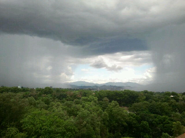 Hujan Kiri Dan Kanan