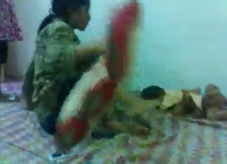 Luahan Hati Seorang Ibu Melihat Video Dera Anak