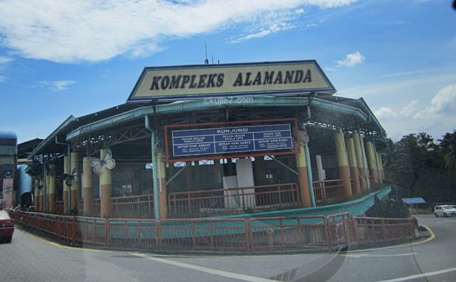 Bukan Putrajaya Tetapi Kuala Lipis Pun Ada!