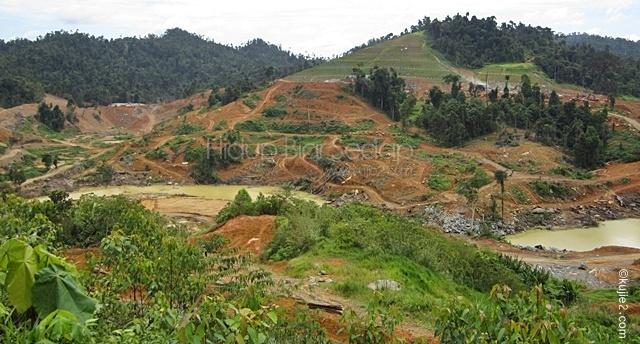projek pembangunaan empangan di malaysia