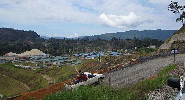 pembinaan empangan di malaysia