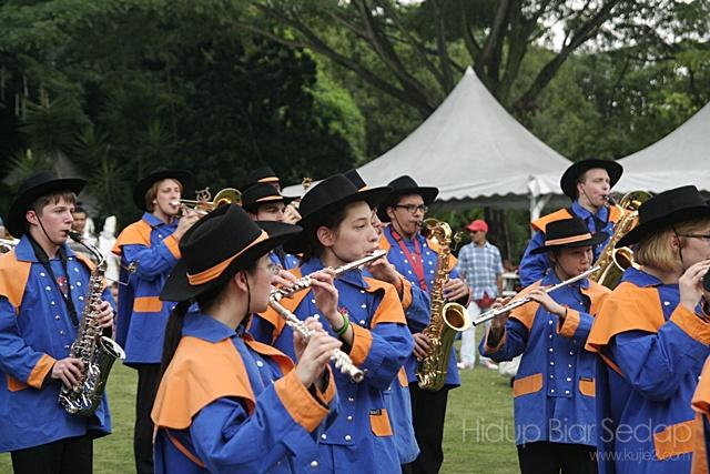 acara di pesta flora putrajaya
