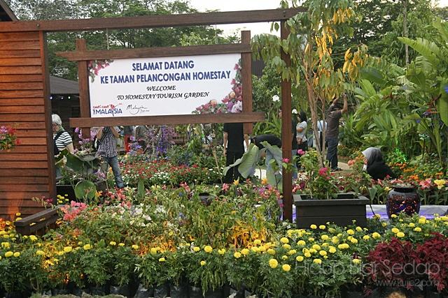 jenis bunga di pesta flora putrajaya