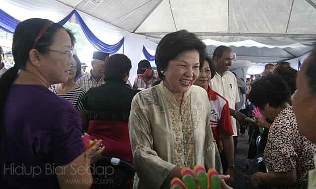 Menteri Perlancongan Dato' Dr Ng Yen Yen