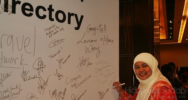 Lisa Surihani Di Majlis Pelancaran 701pages.com