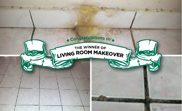 pemenang living room makeover mml