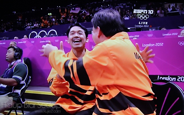 badminton Malaysia layak ke final olimpik 2012
