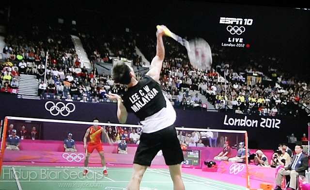 badminton olimpik 2012