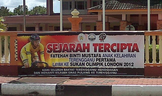 Fatehah Mustapa – Wanita Malaysia Pertama Acara Trek Berbasikal Olimpik 2012