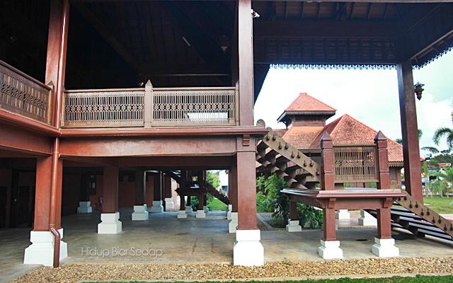 Masjid Kayu Seberang Jertih Ulul Albab