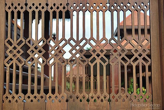 seni bina kayu dalam pembinaan masjid