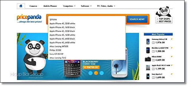 Nak Cari iPhone 5 Paling Murah