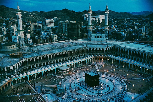Inside Mecca Dan A Leader's Legacy: Prophet Mohammad Di National Geographic Channel