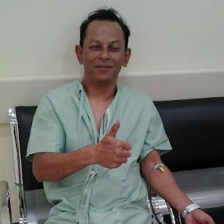 Bantu Kamal Affendi Hashim Yang Sakit AVM