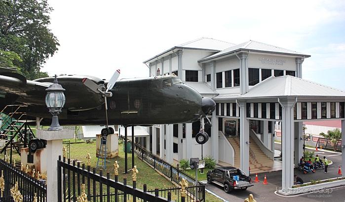 auditorium muzium tentera darat