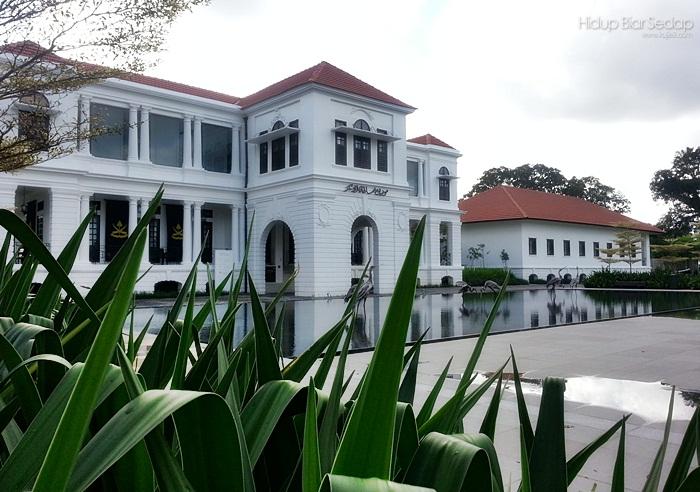 melawat muzium sultan abu bakar