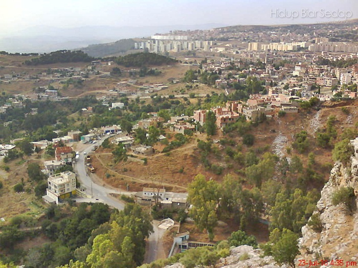 bandar constantine algeria