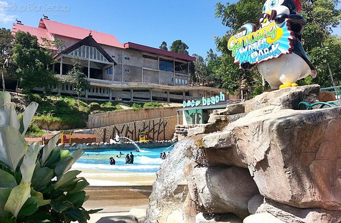 gambang waterpark game