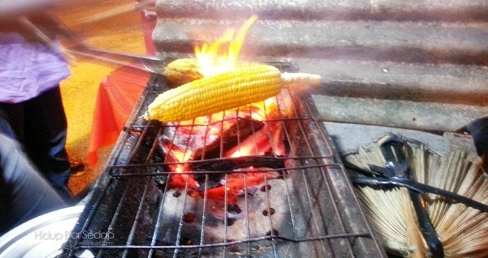 jagung bakar