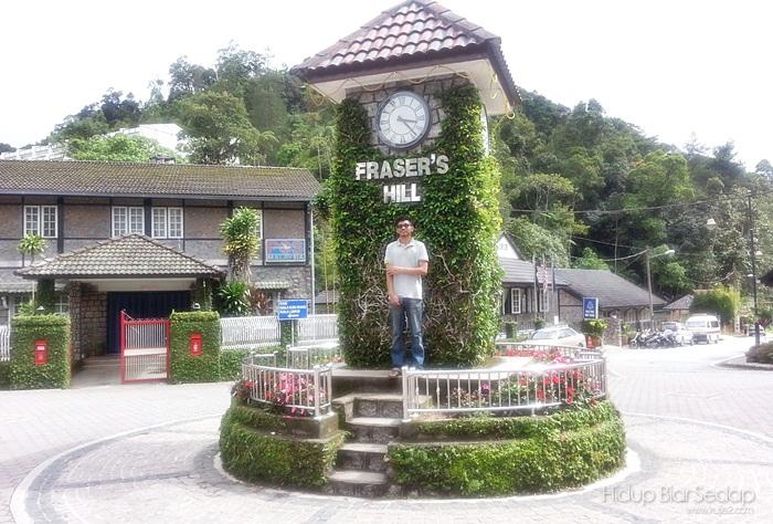 Menara Jam Bukit Frasser