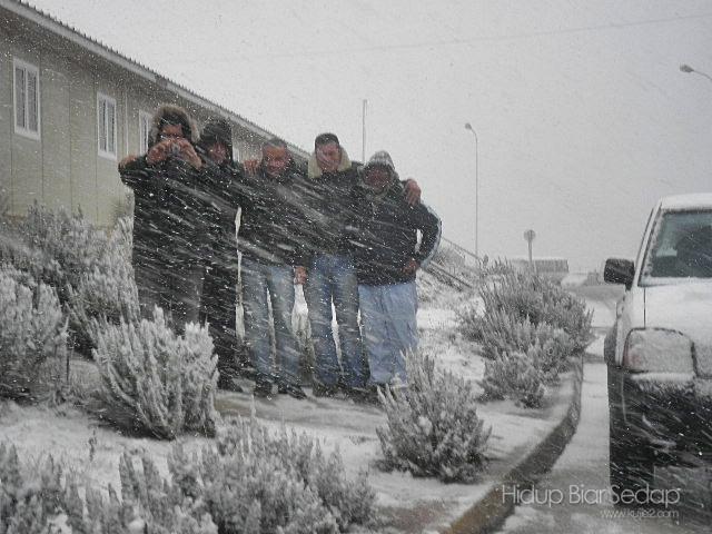 musim salji di algeria