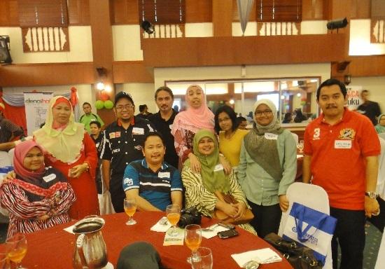 Kisah Sepetang Bersama Blogger Yang Tertunda