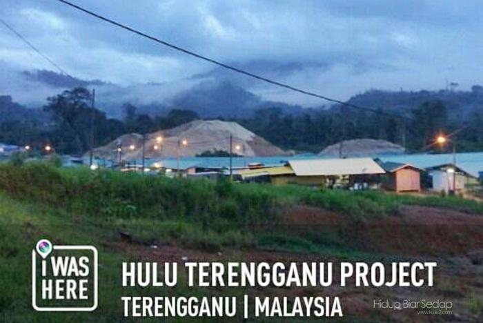 hulu terengganu project