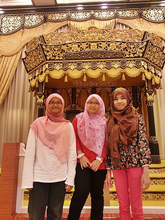 Kali Kedua Ke Pameran Raja Kita Muzium Diraja Istana Negara